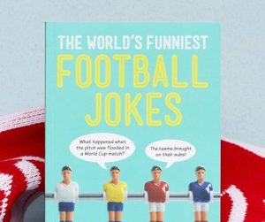 Football Jokes Book