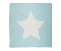 Summer Moments North Star Mnt bed throw