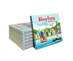 My Hong Kong Alphabet Book