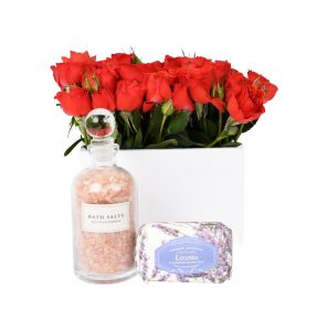 Mini Roses Box Gift Set