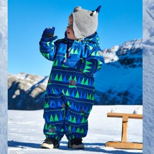 Go Wild-Baby Winter Wear