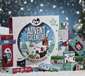 Tinc Advent Calendar