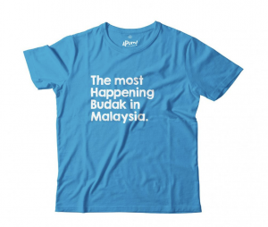 Funny Malaysia T-Shirts For Kids