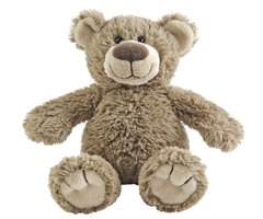 Exclusive Machine Washable Plush Teddy