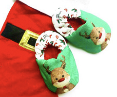 Reindeer Mini Shoes