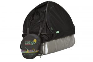 CoziGo Airline Bassinet and Stroller Cover
