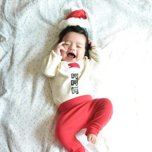 Ho! Ho! Ho! Christmas Set For Babies