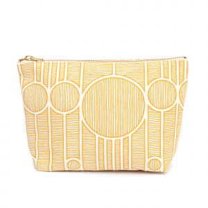 Organic Cotton Canvas Gusset Pouch