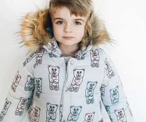 Gummy Bear Winter Coat