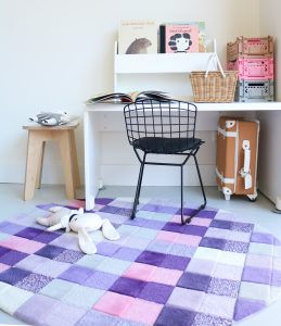 Little P – Lilac Pop Rug