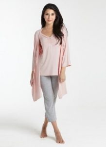 Caminurse Pants Set with Robe