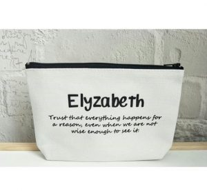 Meaningful Personalised Pouches