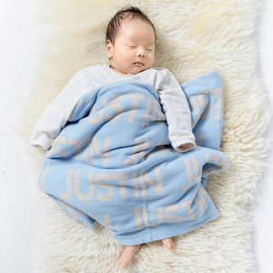 Personalized Blankets For Babies