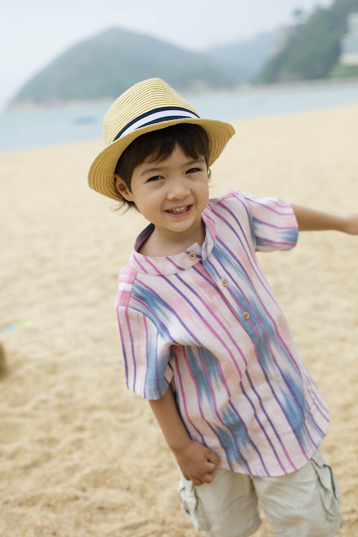 Beach And Resort Shirts For Kids